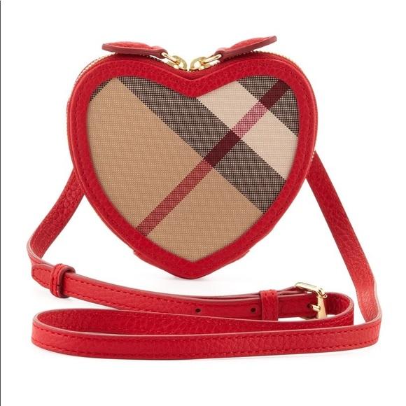 cc85d6916ad1 Burberry Handbags - NWOT Burberry kids cross body bag